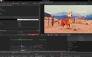Бесплатная программа для видеомонтажа Shotcut