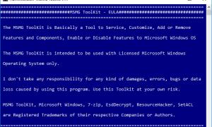 Как создать свою сборку Windows с помощью программы NTLite