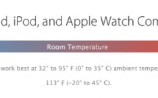 Что делать если Айфон замерзает на холоде