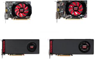 Обзор новой линейки видеокарт AMD Radeon R7 и R9 для начинающих пользователей