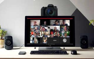 Как сфотографироваться камерой ноутбука (в том числе получить зеркальное фото)
