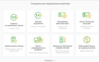 Личный кабинет Сбербанк Онлайн — вход в Интернет-клиент
