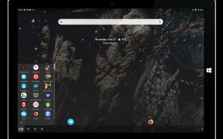 Bliss OS — Android 9 на компьютере